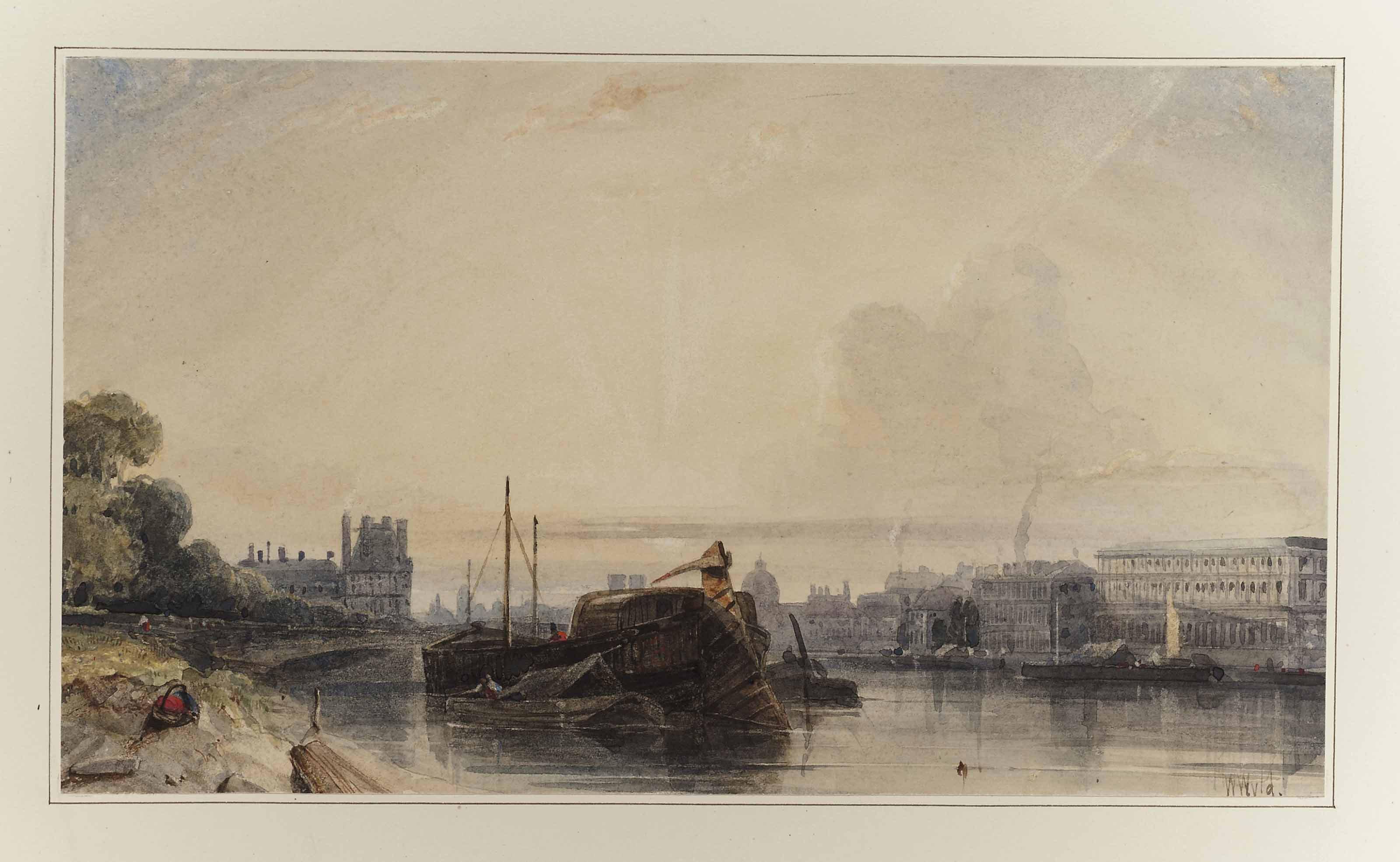 William Wyld (London 1806-1889
