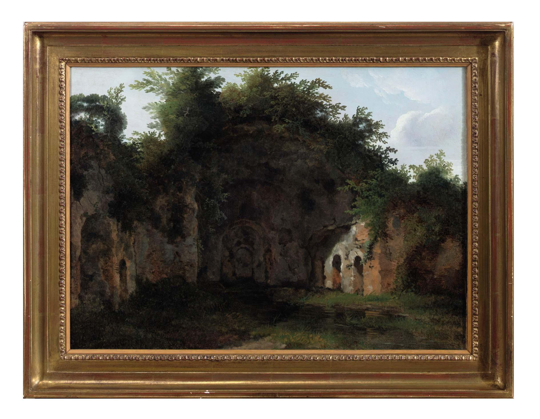 A Roman grotto