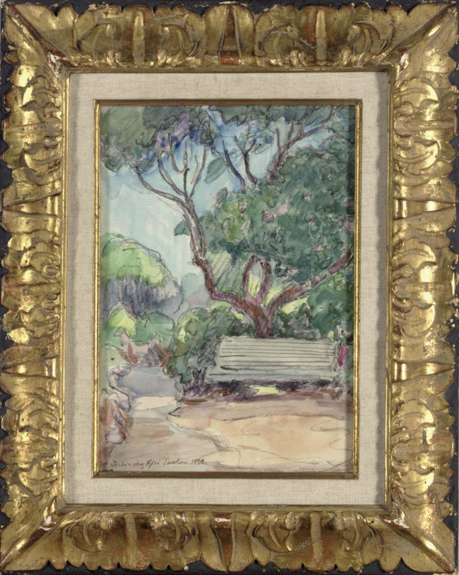 Jardin chez Rosi, Toulon