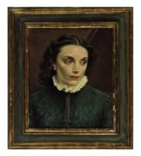 Portrait of Katharine Cornell