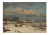 Kennett Square in Winter