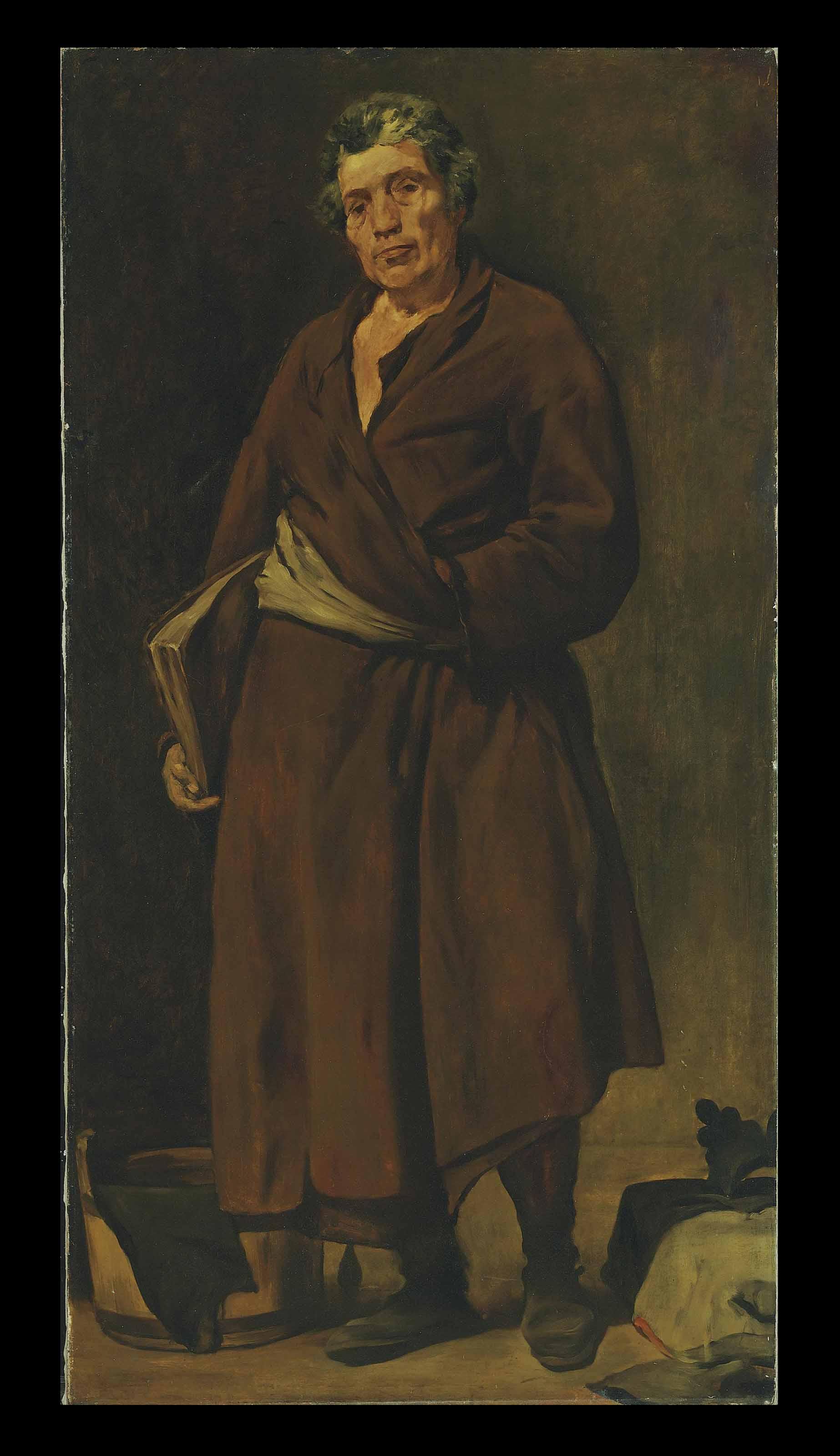 Copy of Velázquez's Aesop