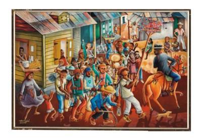 Wilson Bigaud (Haitian, 1931-2