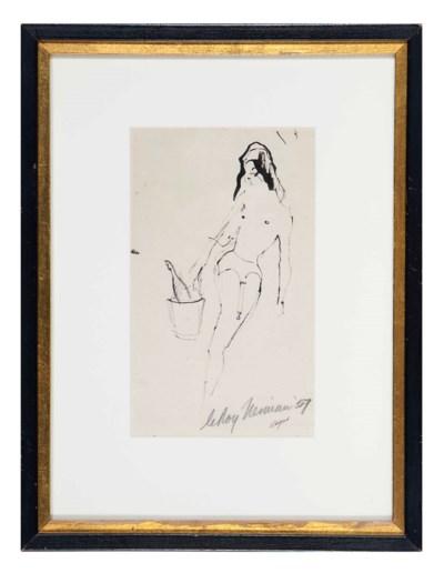 LeRoy Neiman (AMERICAN, B.1927