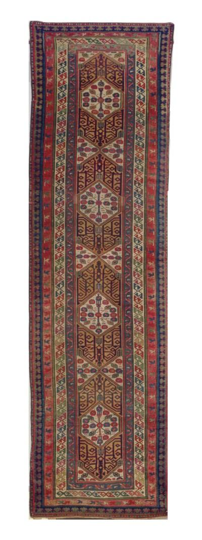 A NORTHWEST PERSIAN CARPET,