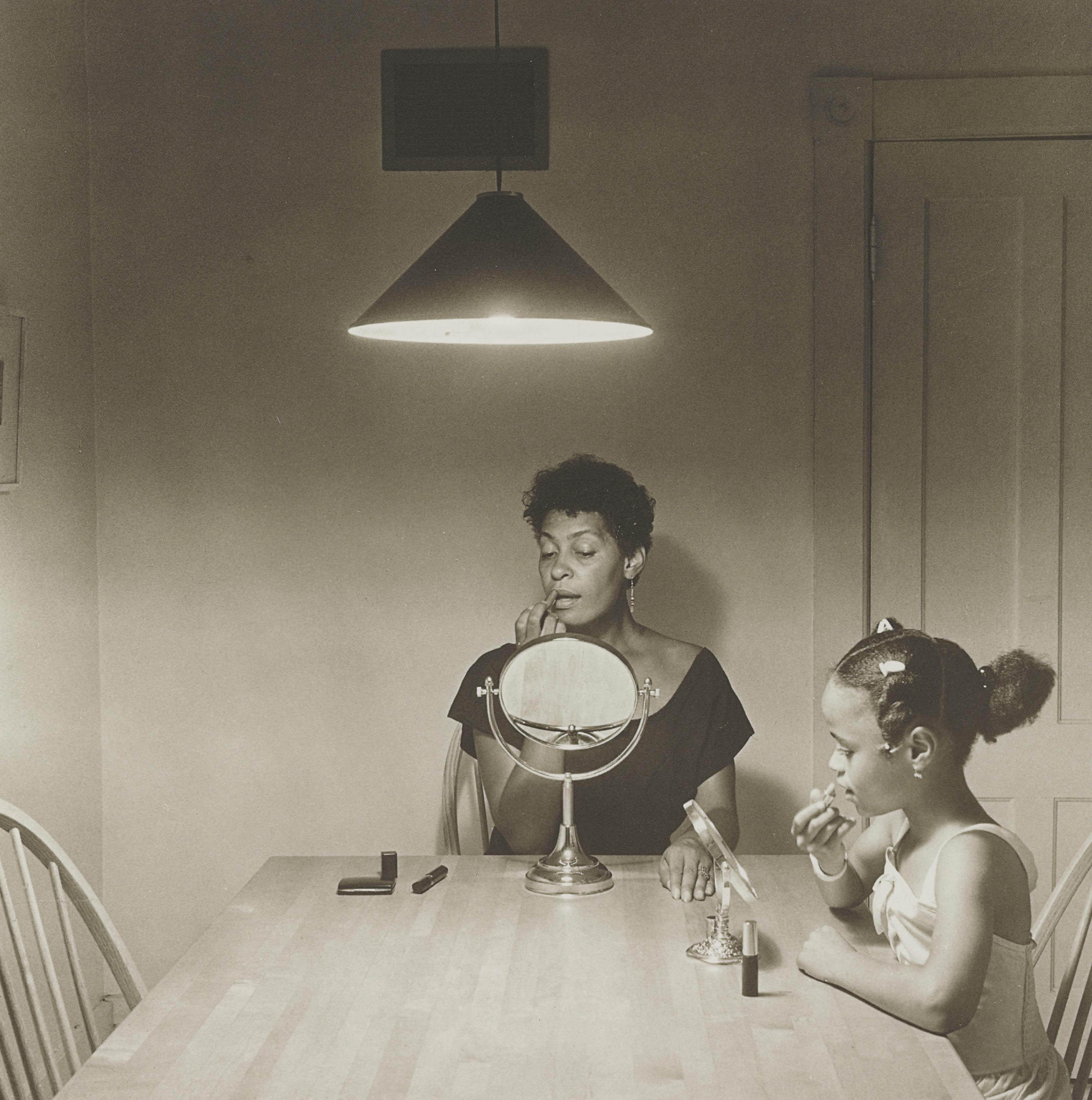 CARRIE MAE WEEMS (B. 1953)