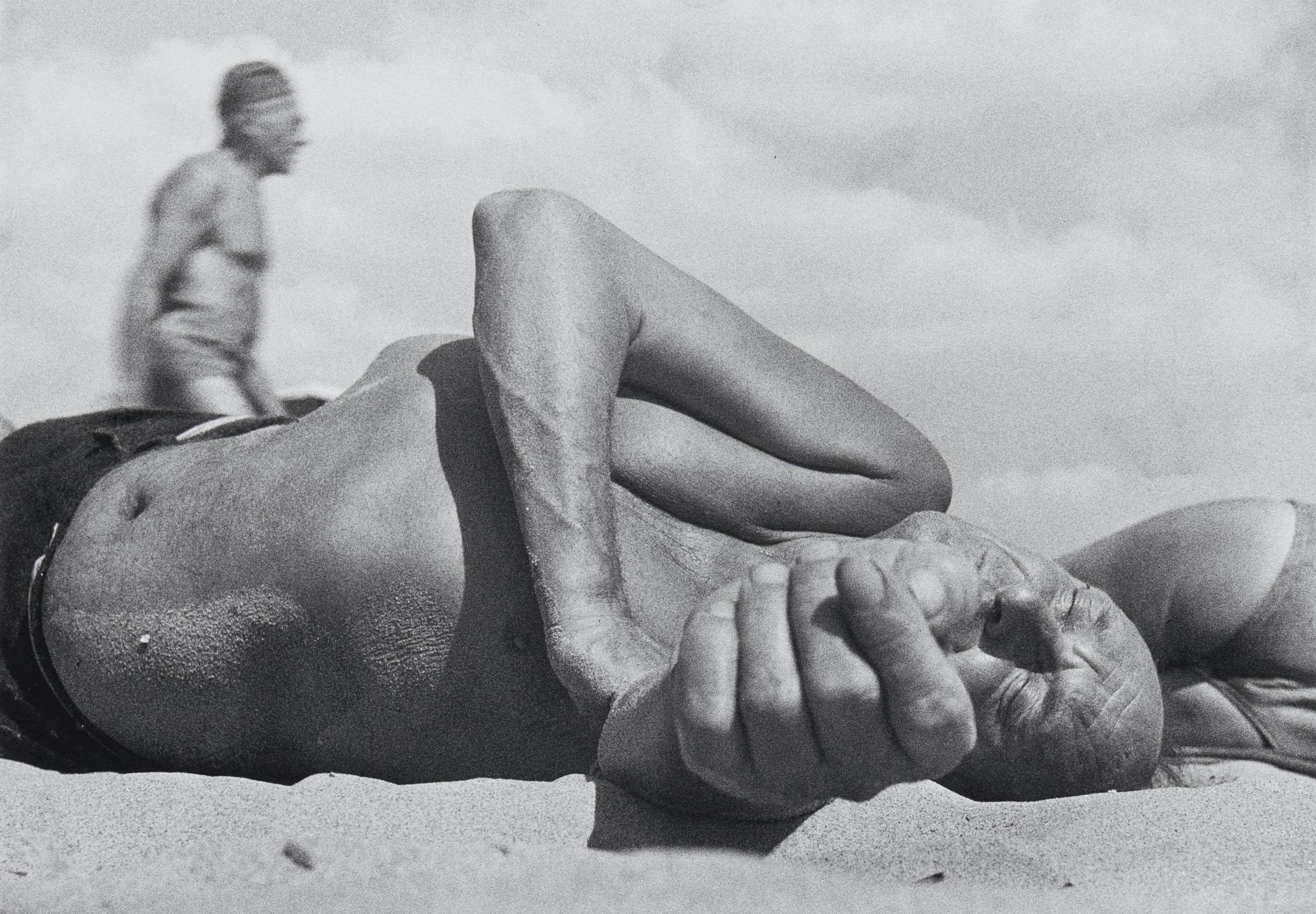 Coney Island, 1956