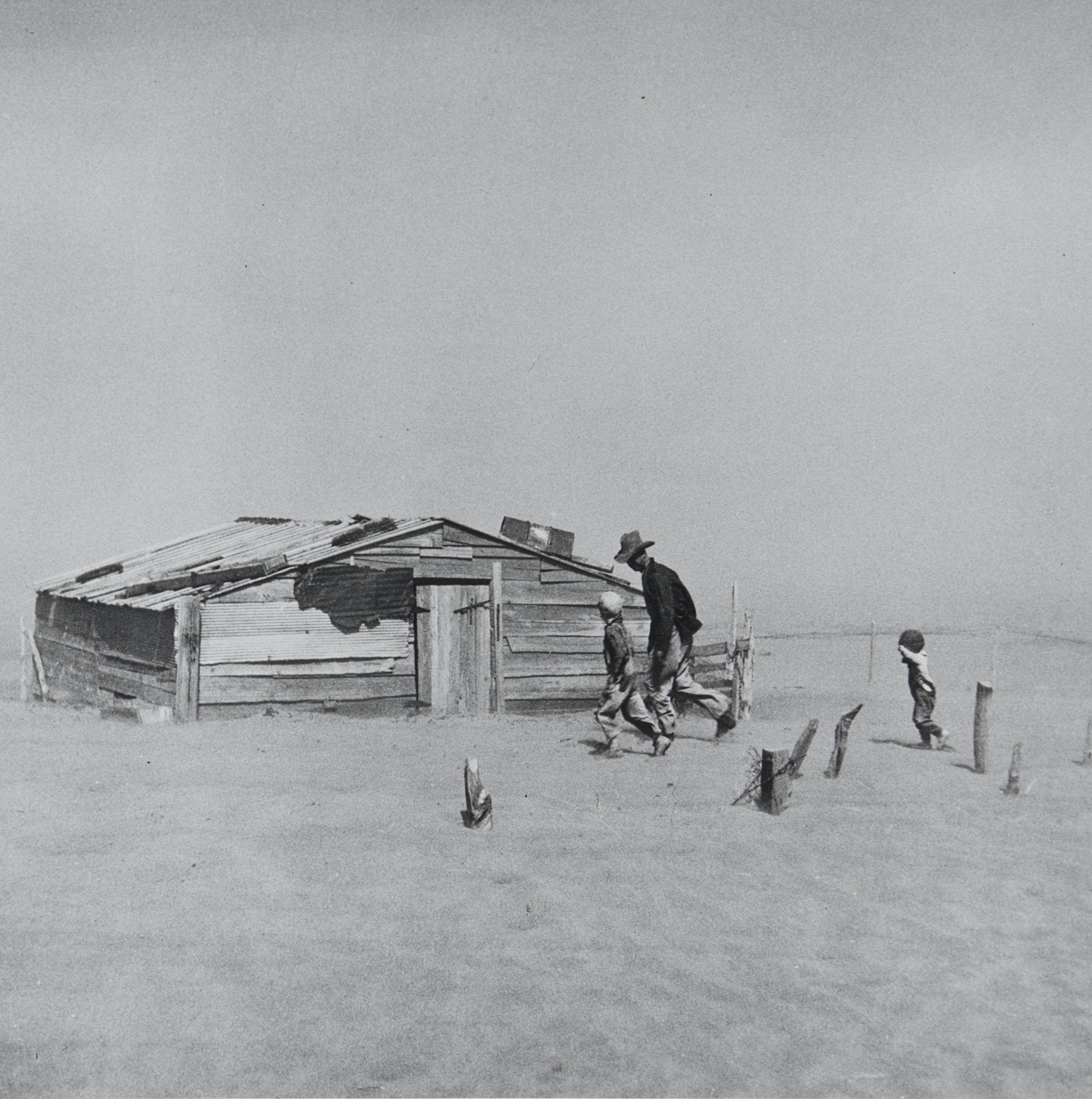Dust Storm, Oklahoma, 1936