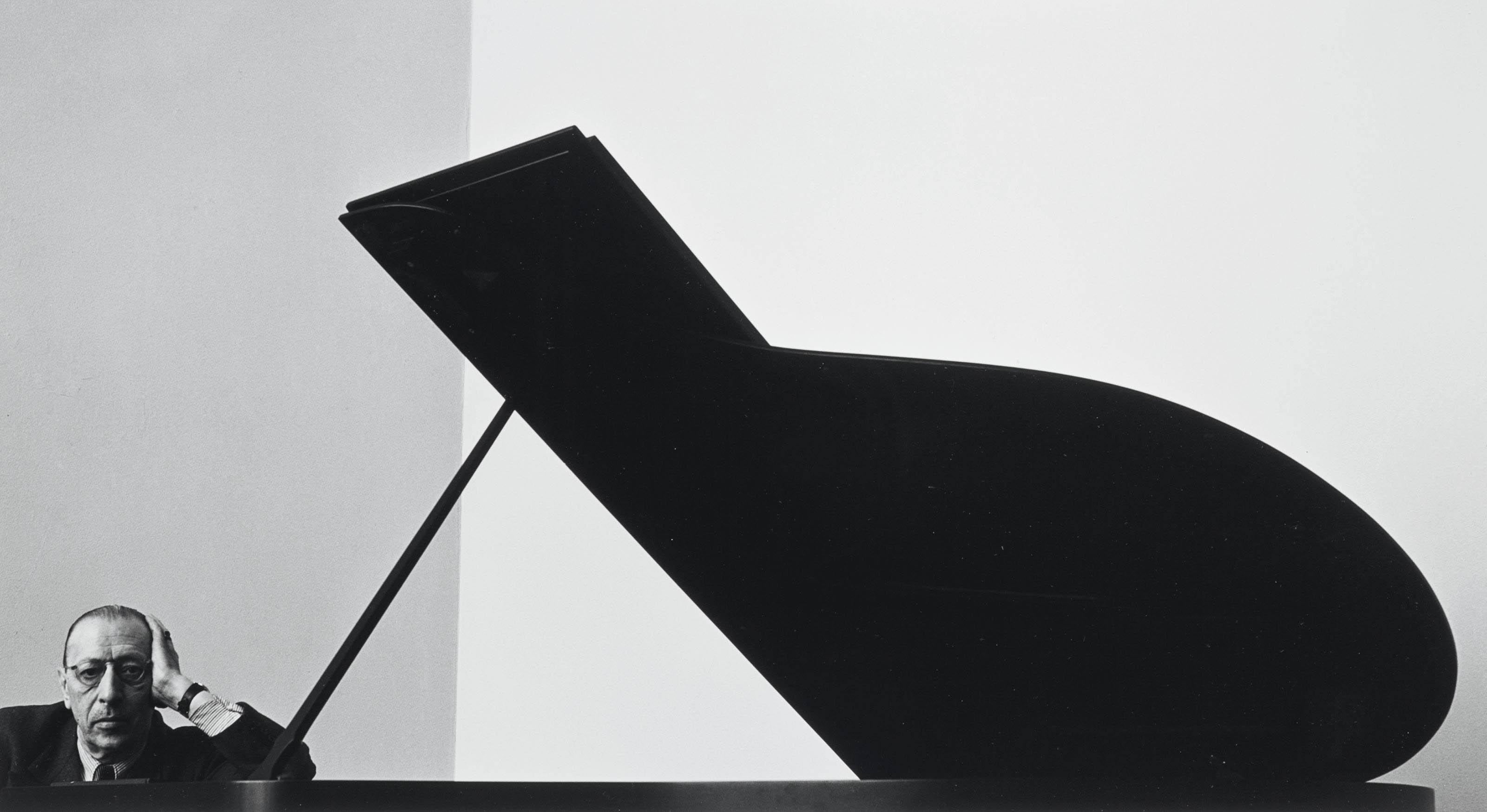 Igor Stravinsky, 1946