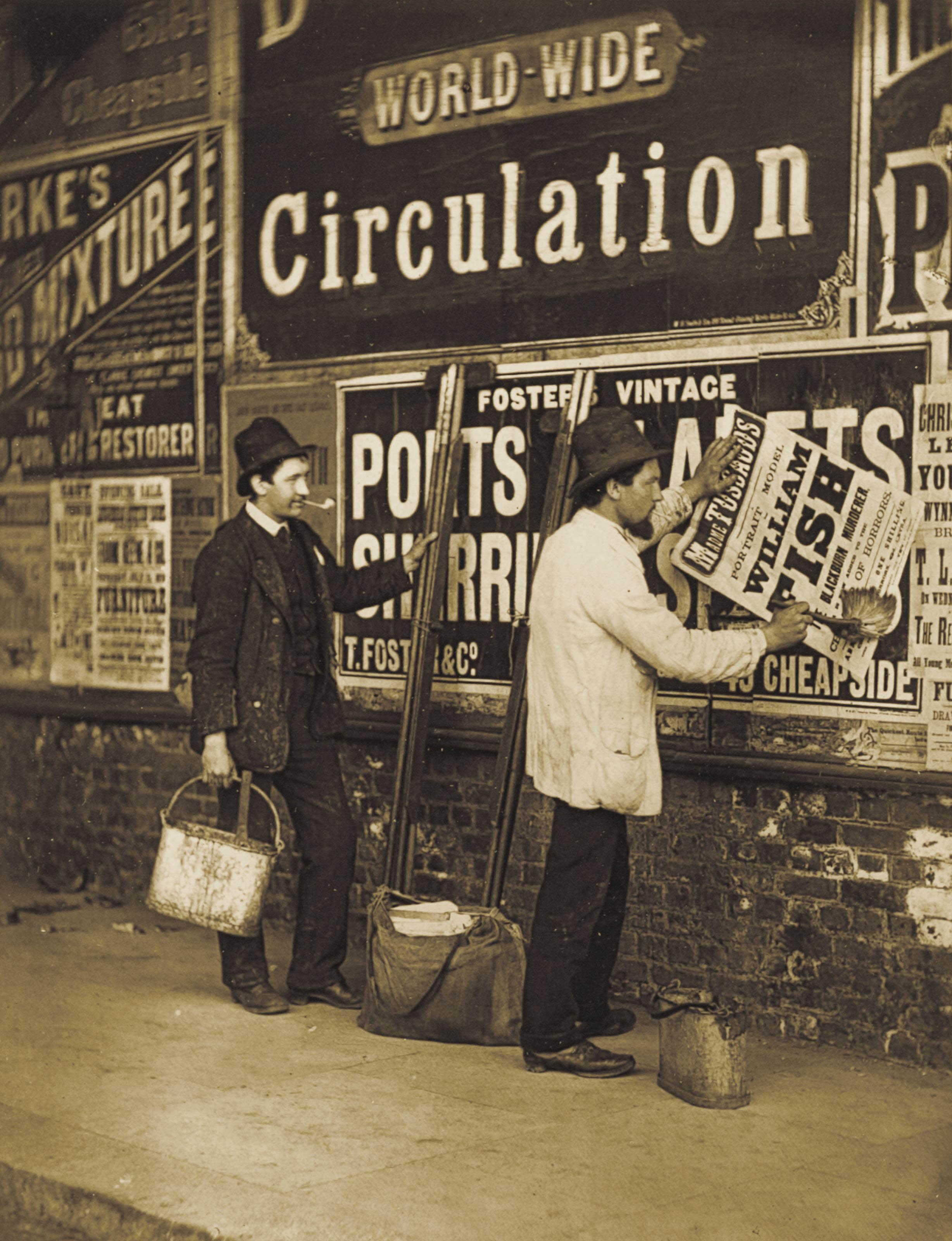 Street Life in London, 1877-1878