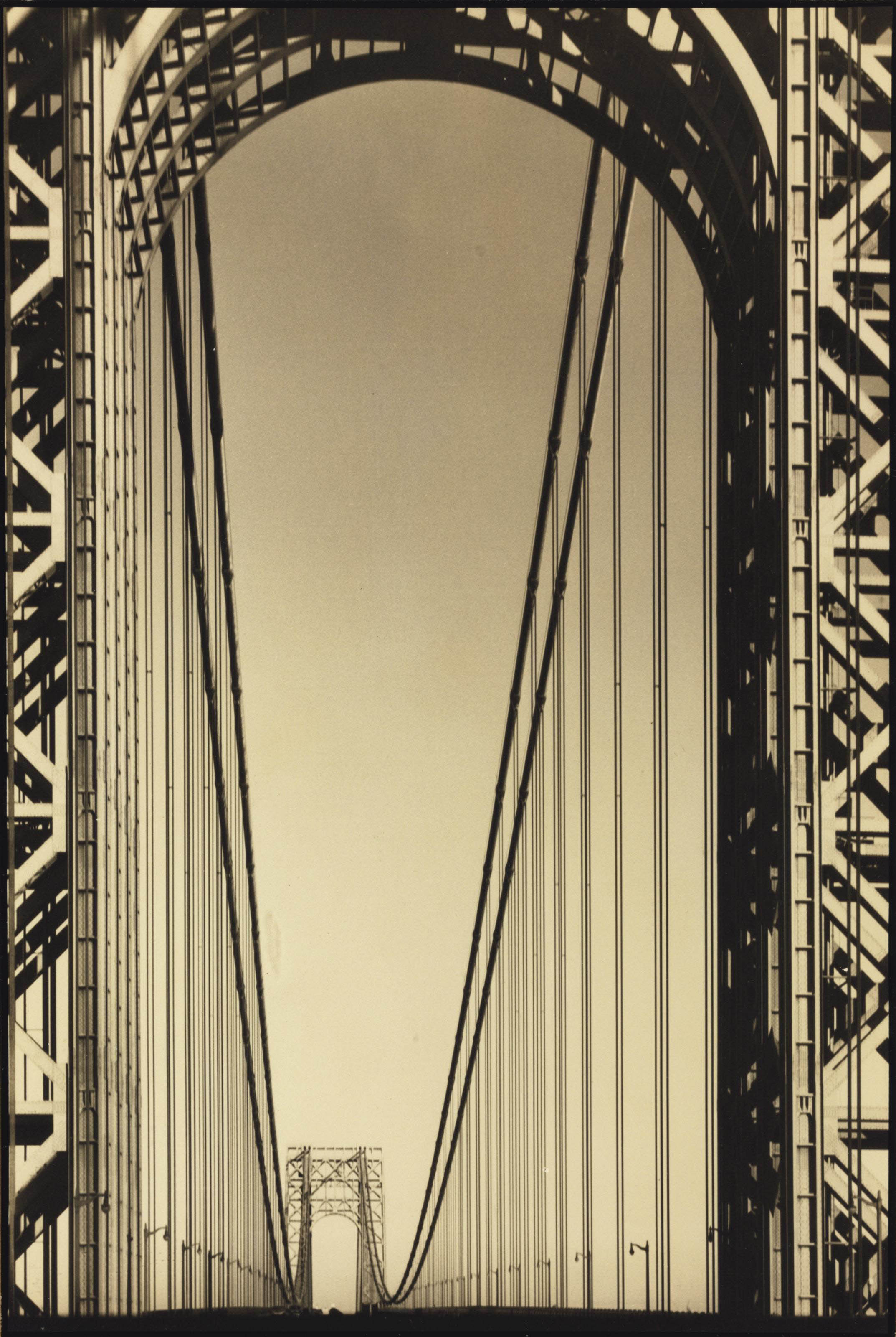 George Washington Bridge, 1933