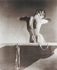 Mainbocher Corset, Model - Mme. Bernon - Paris, August 11, 1939