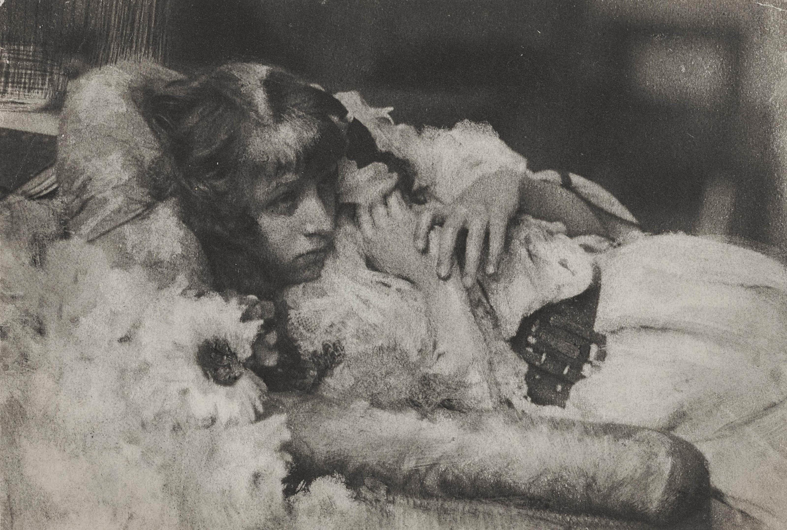 Jeune Fille Couchée, 1905