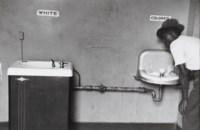 Segregated Water Fountains, North Carolina, 1950