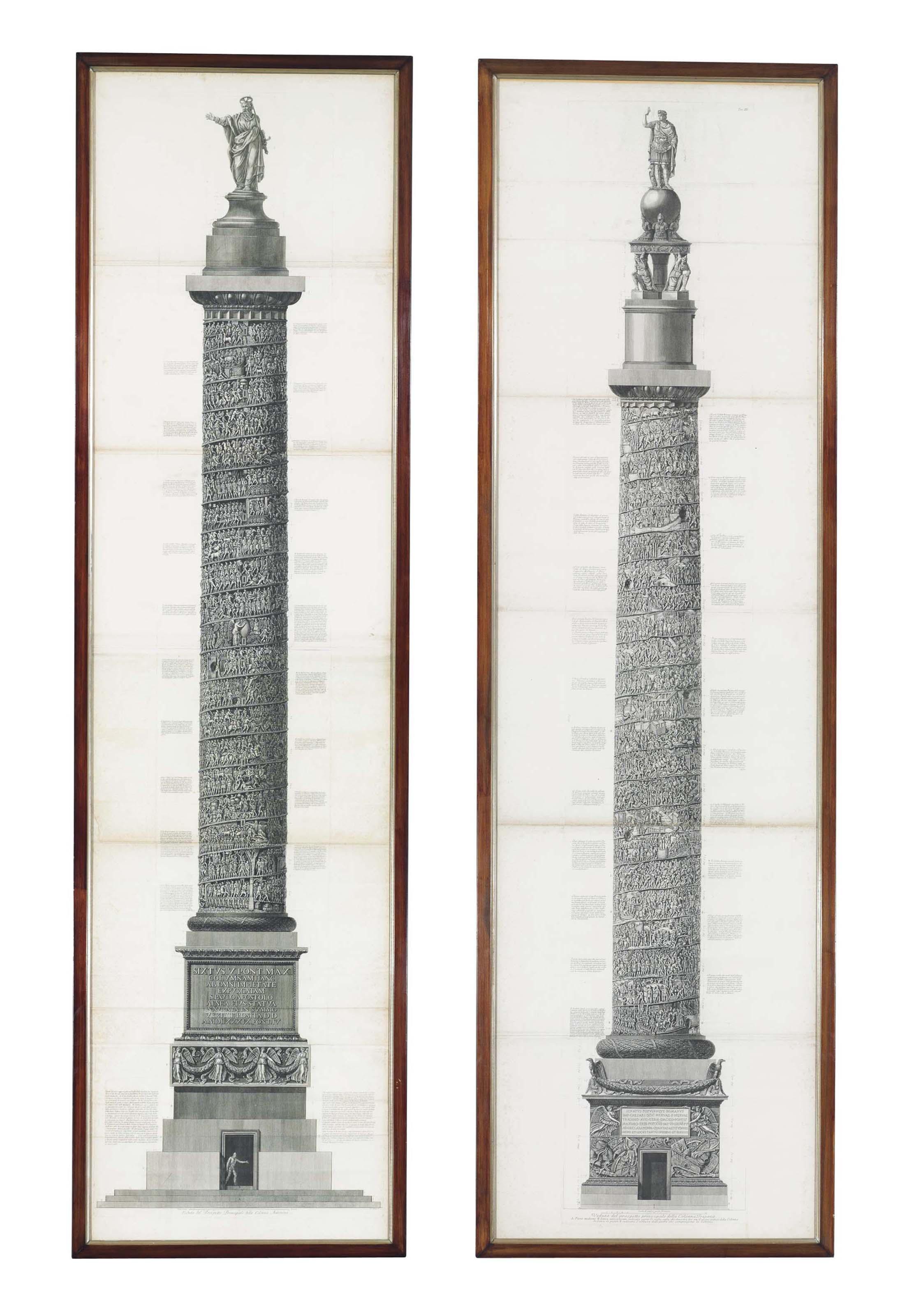 GIOVANNI BATTISTA PIRANESE (1720-1778)
