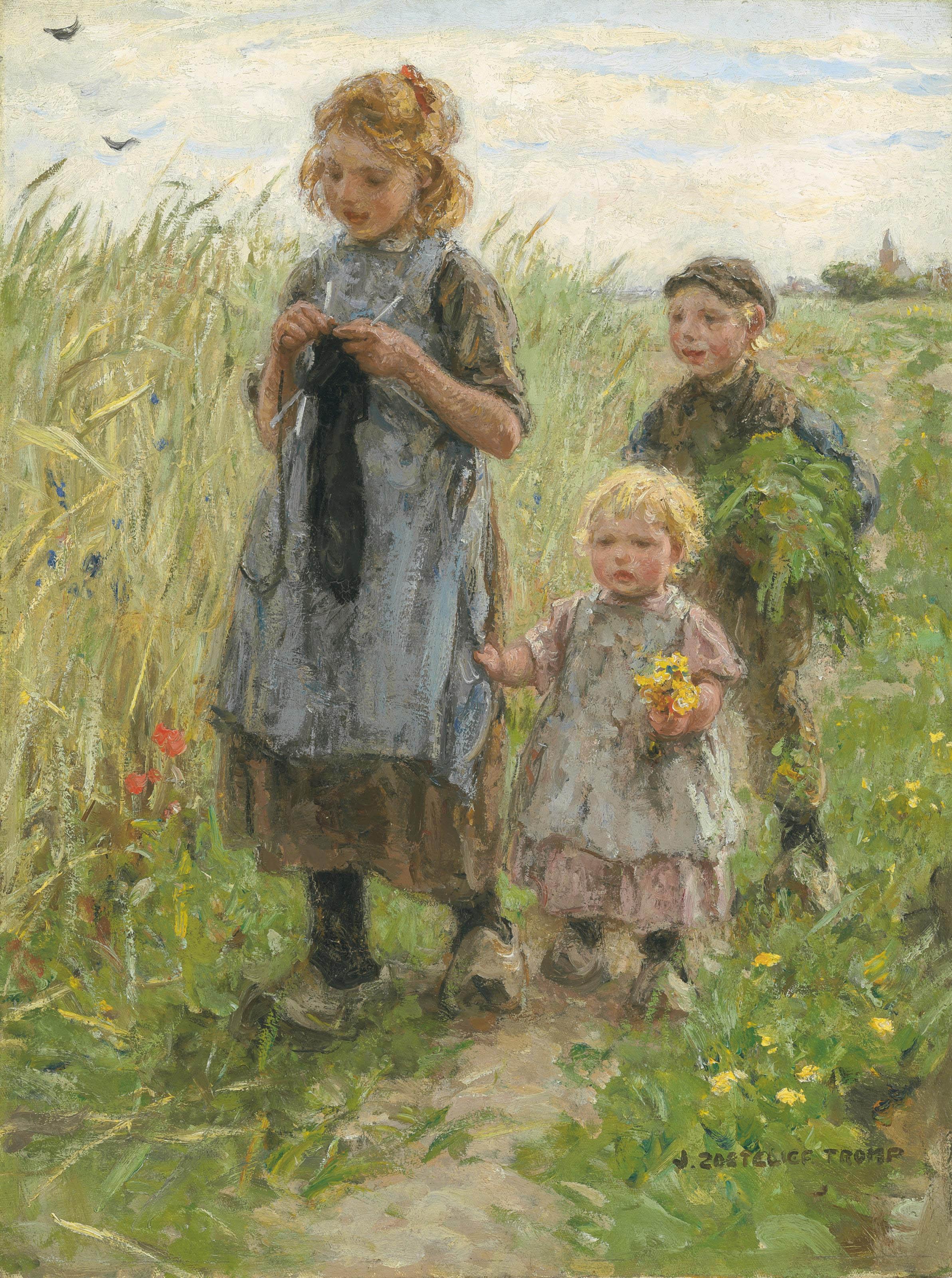 Jan Zoetelief Tromp (Dutch, 1872-1947)