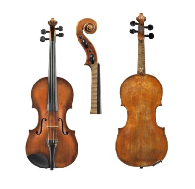A VIOLIN BY A MEMBER OF THE KL