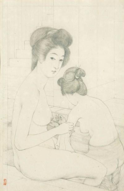 HASHIGUCHI GOYO (1881-1921)