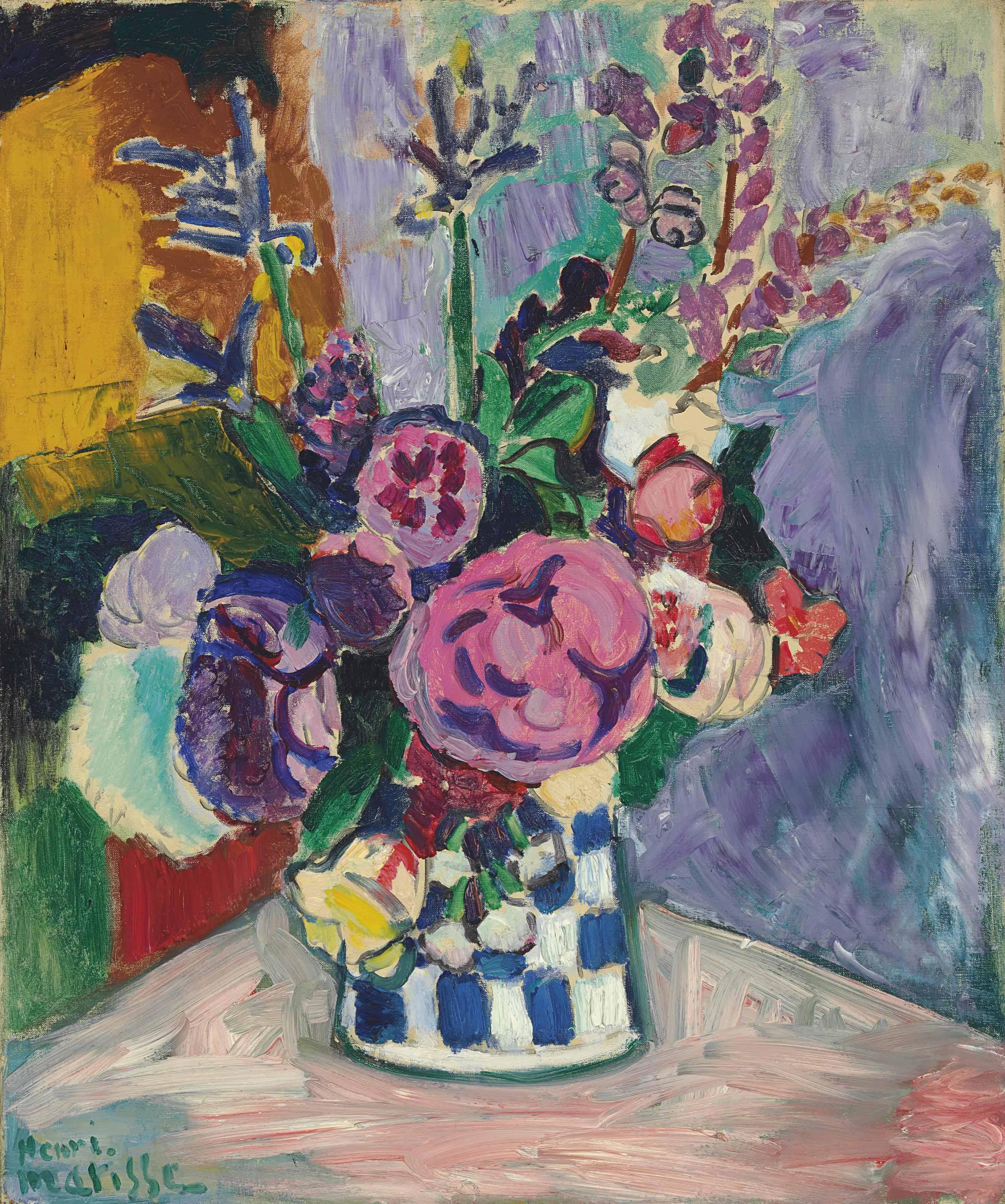 Les Poissons rouges, Henri Matisse, 1911 - huile sur