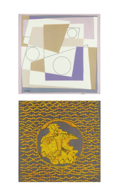 Ben Nicholson (1894-1982) and
