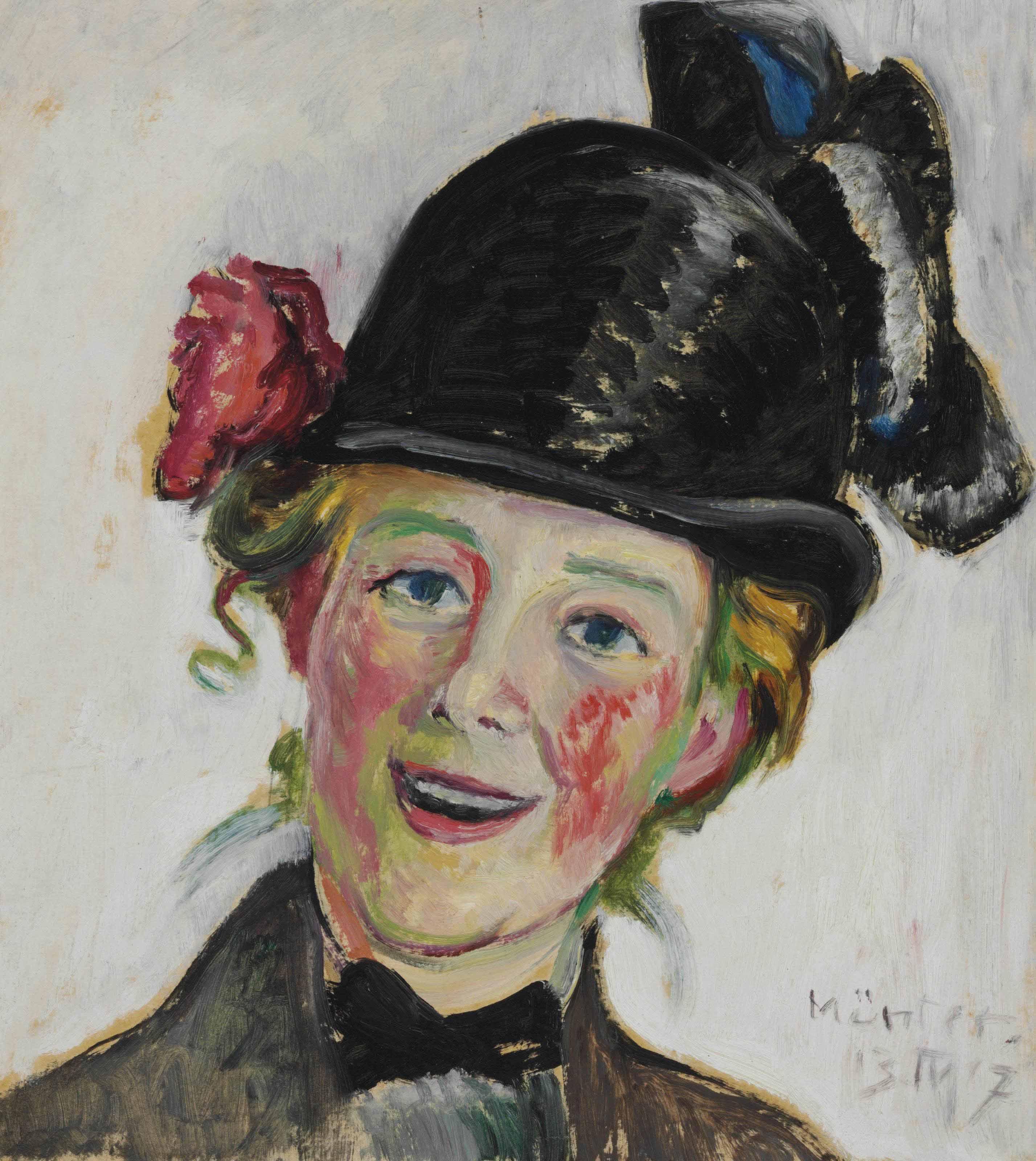 Gabrielle Munter (1877-1962)