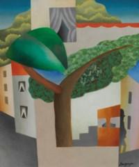Paysage--l'homme dans la ville