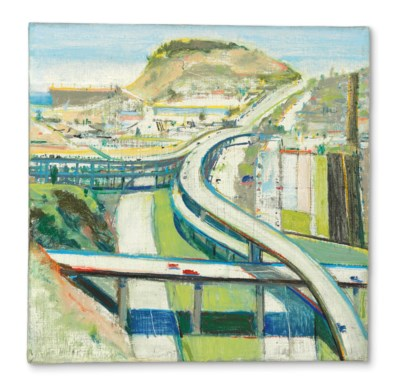 Wayne Thiebaud (b. 1920)