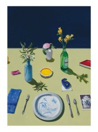 Study for Still Life with Bubble Gum and Plastic 6