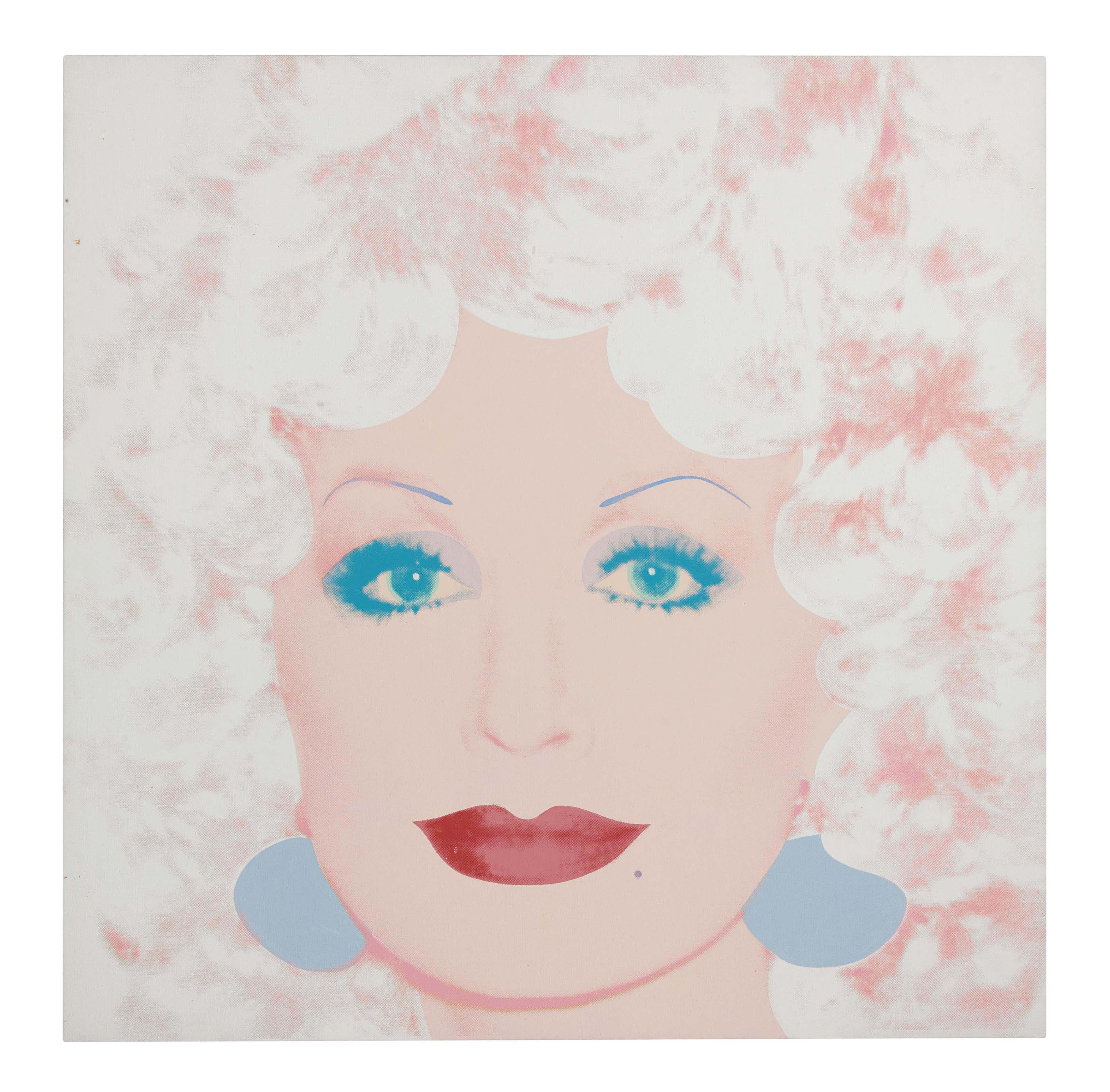 Andy Warhol (1928-1987) | Dolly Parton | 1980s, Paintings | Christie's