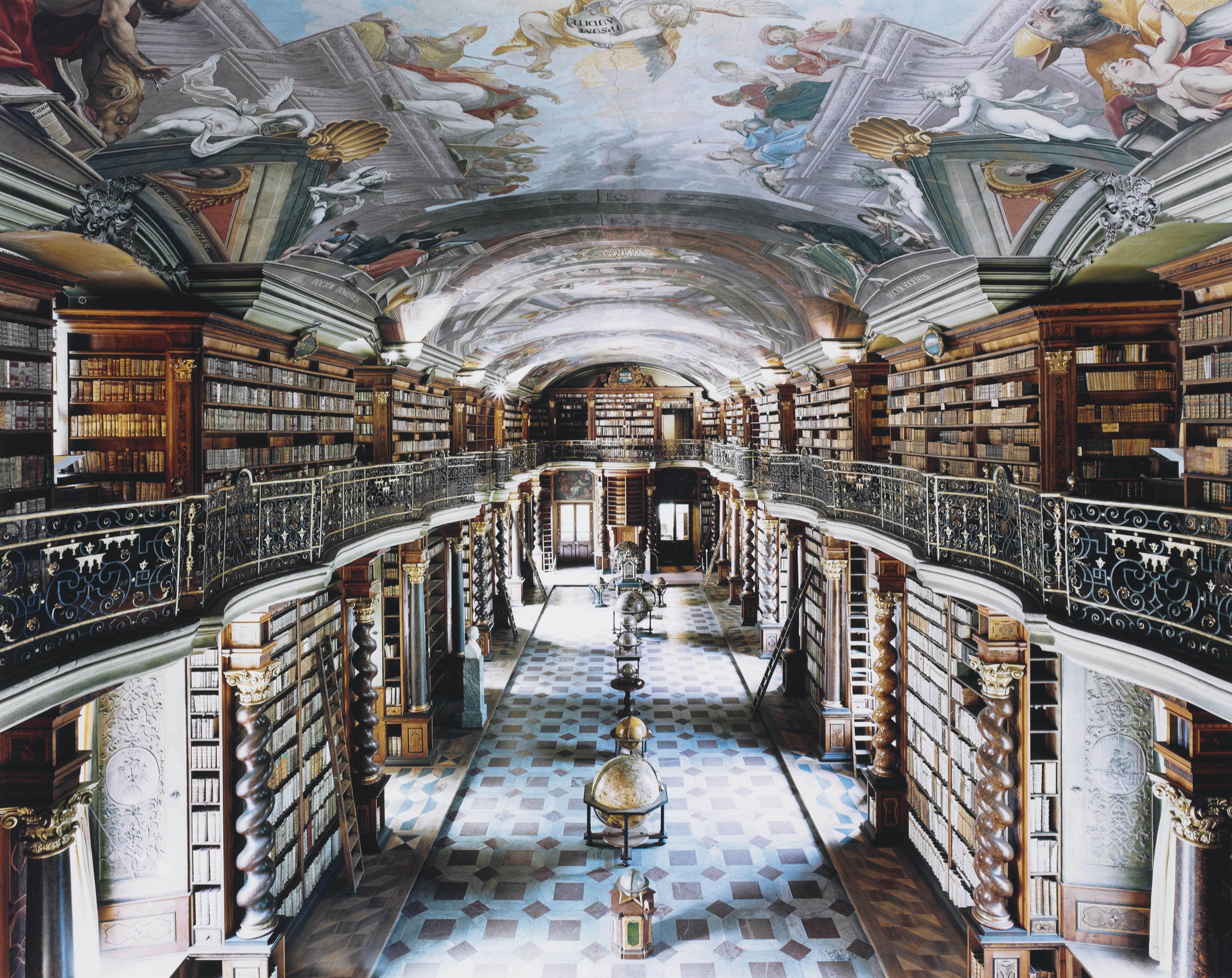Národní Knihovna Praha I