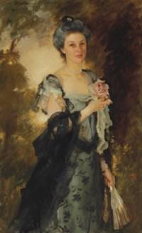 Mrs. William Crowninshield Endicott, Jr.