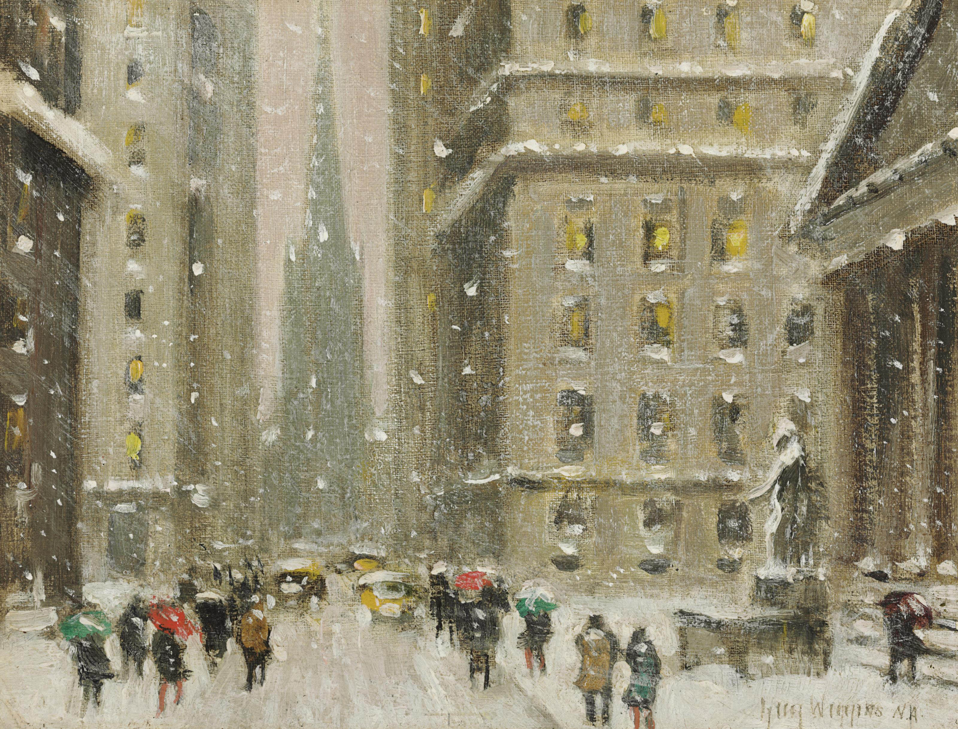 Guy Carleton Wiggins (1883-196