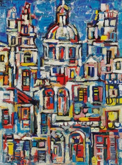 René Portocarrero (Cuban 1912-