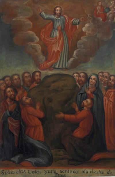 Anonymous (Cuzco School 18th C