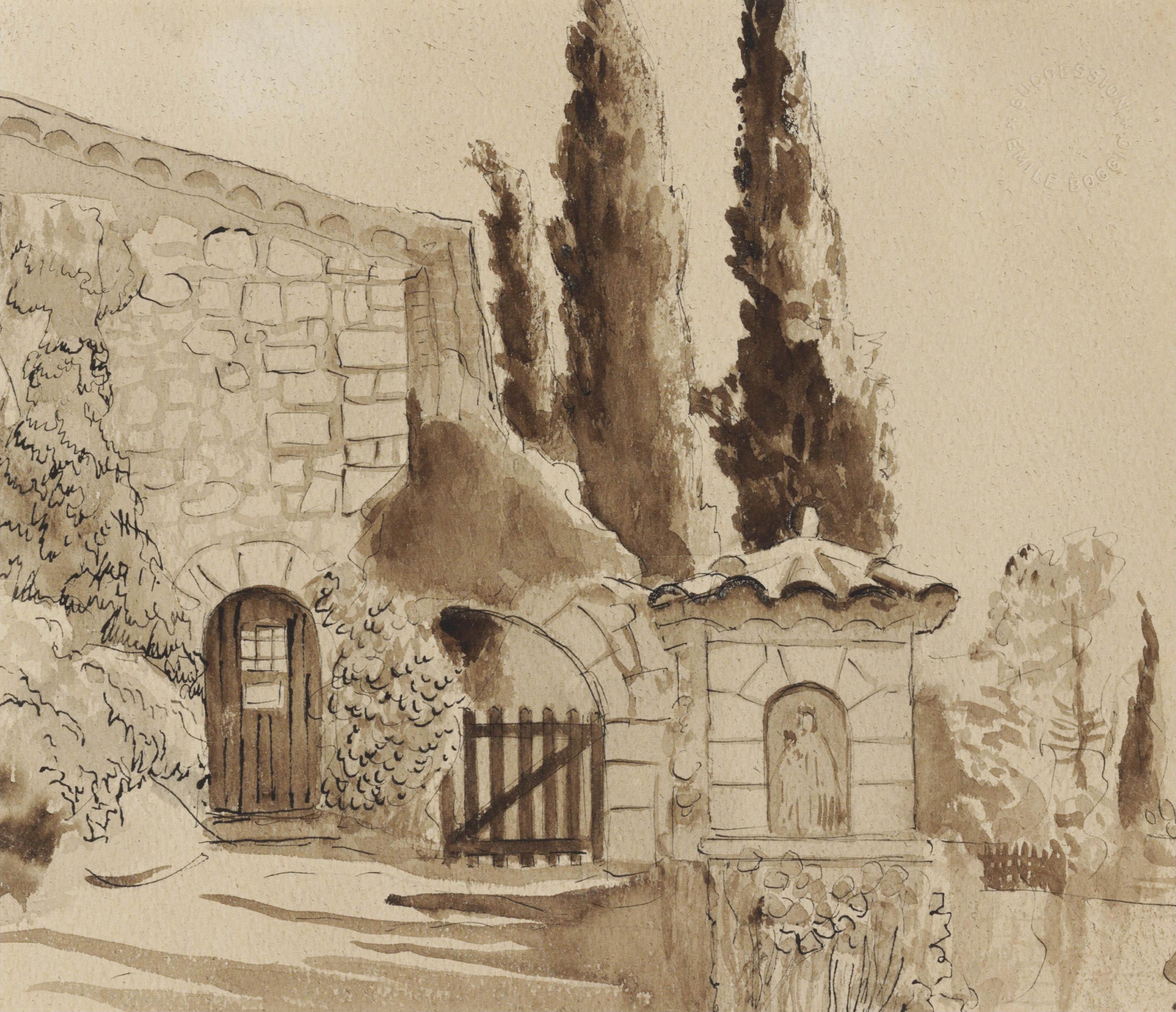 Emilio Boggio (Venezuelan 1857
