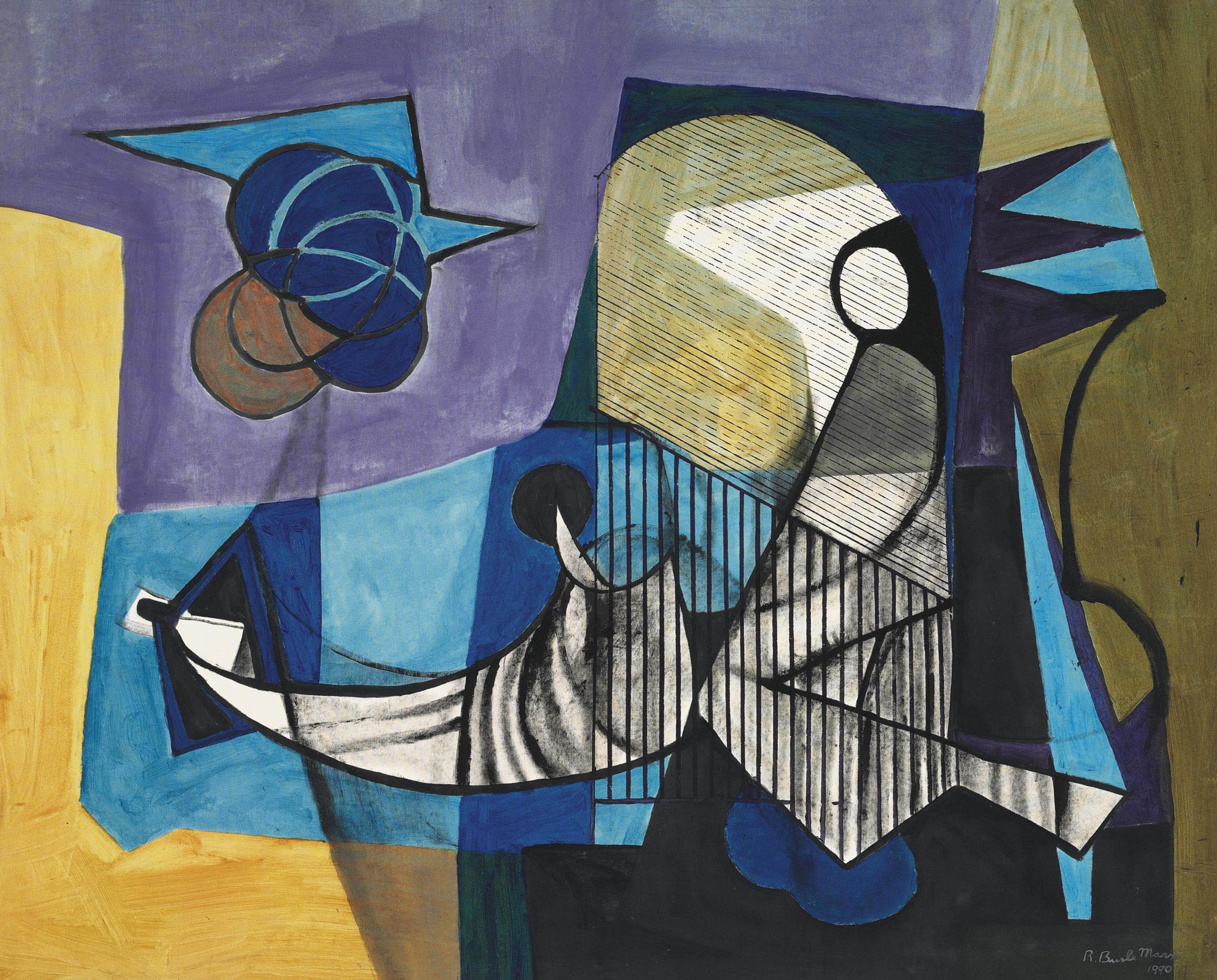 Roberto Burle Marx (Brazilian