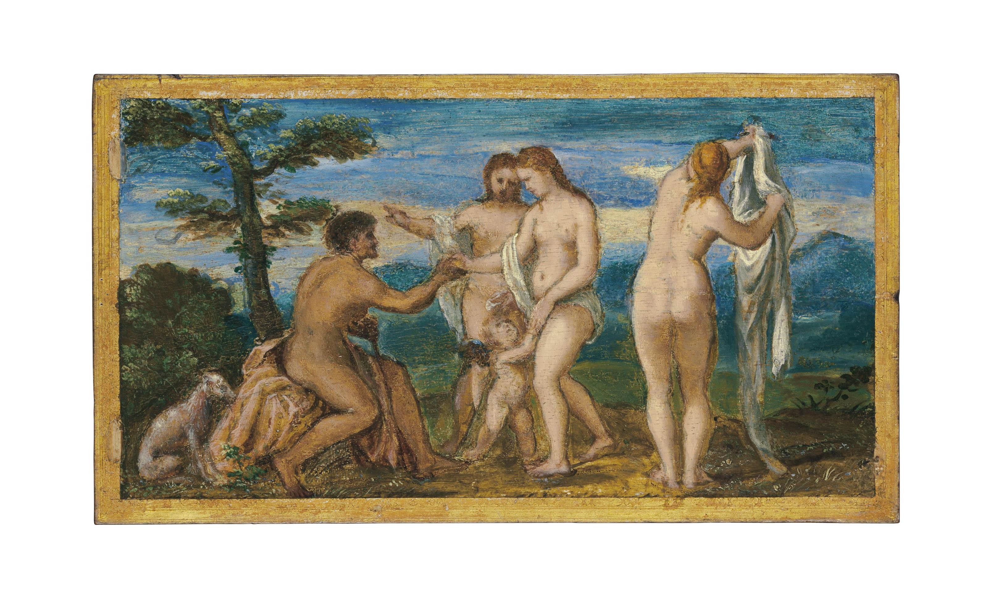 Andrea Schiavone (Zara? circa 1510-1563 Venice)