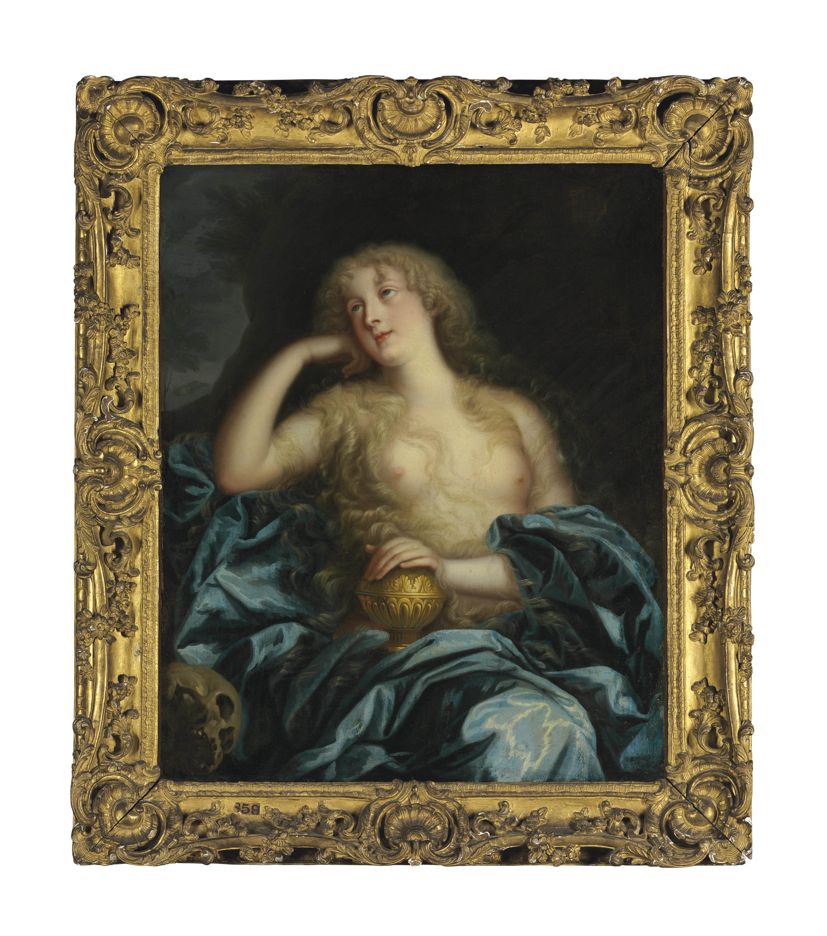 Portrait of a Lady as the Penitent Magdalene