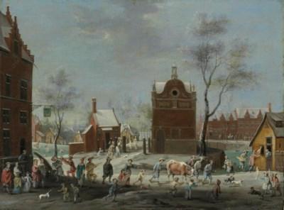 Pieter Gysels (Antwerp 1621-16
