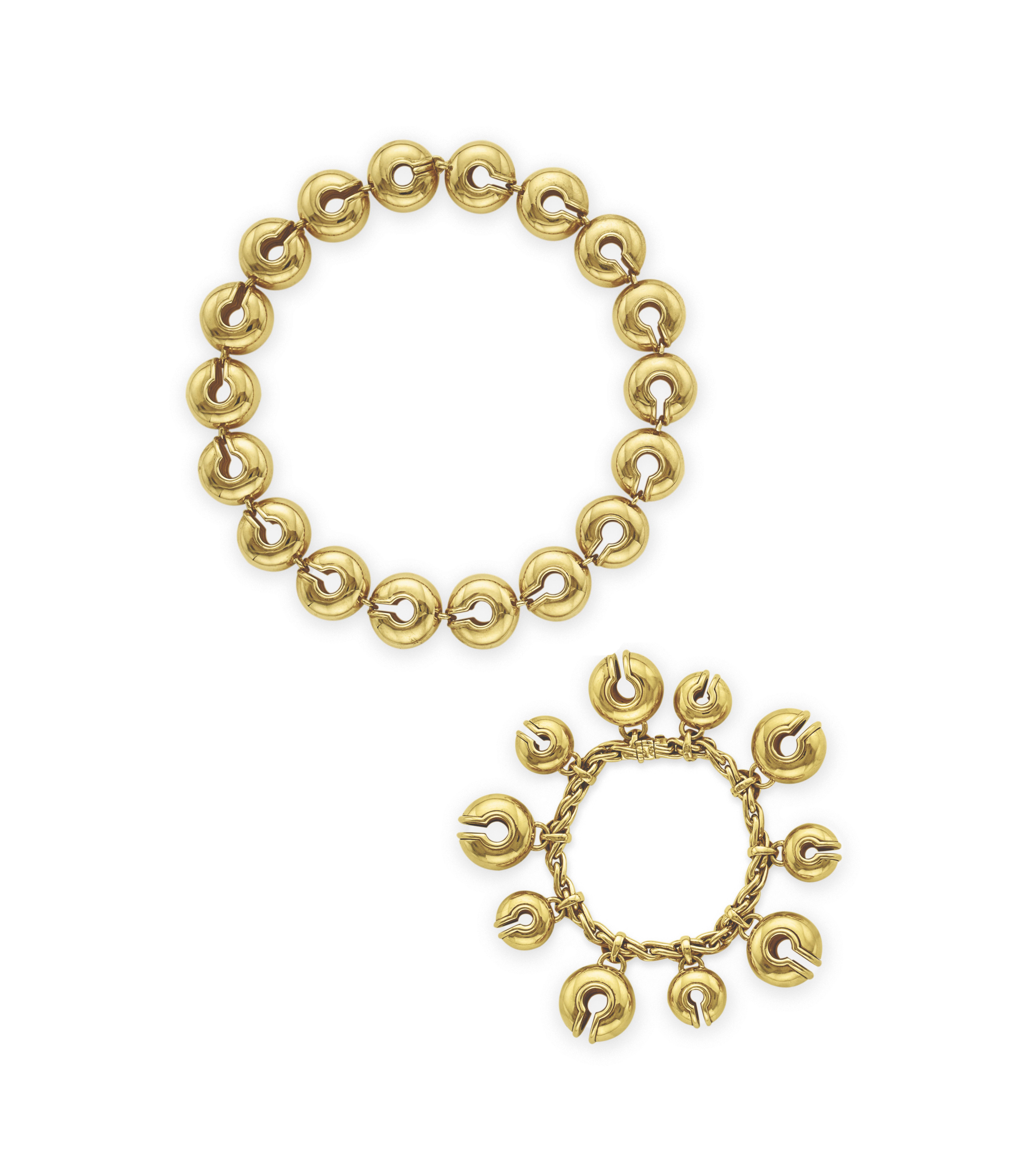 Metal Lion 0136 Waist Chain Gold or Silver