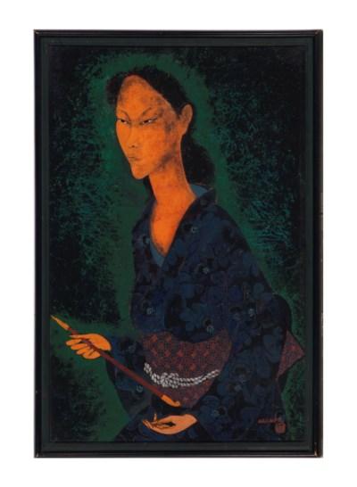 Naondo Nakamura (Japanese, 190
