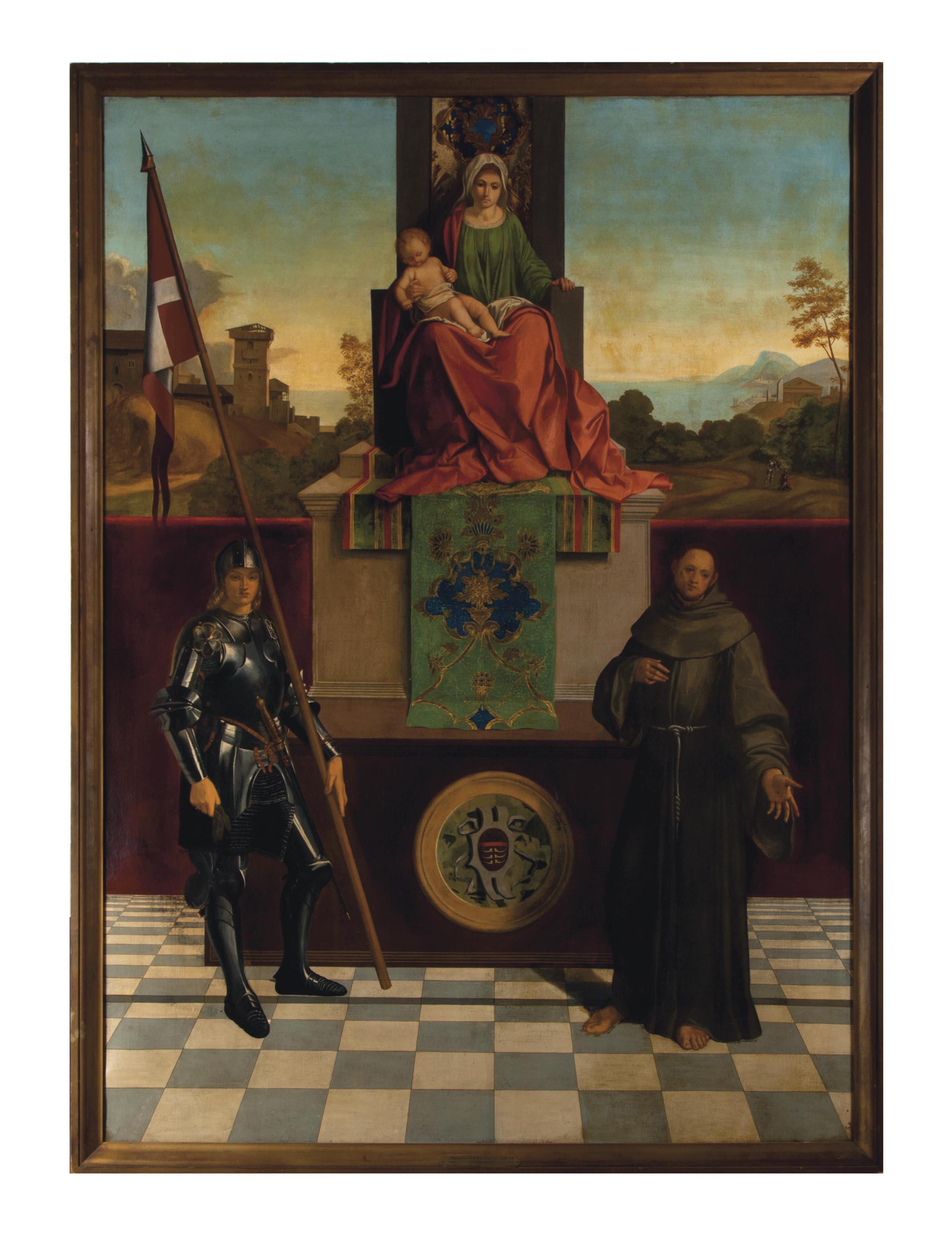 After Giorgio da Castelfranco,