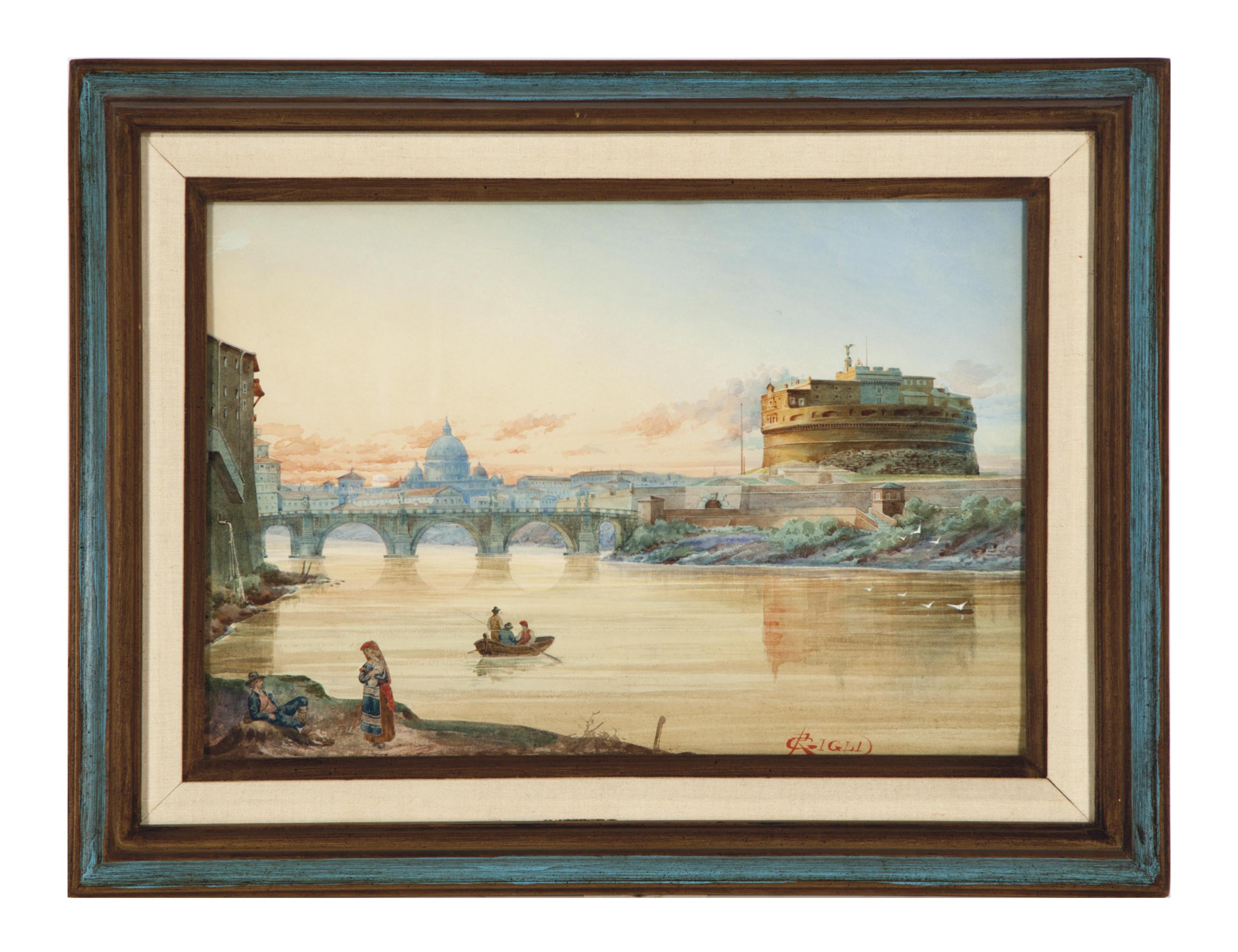 Roberto Gigli (Italian, 1846-1