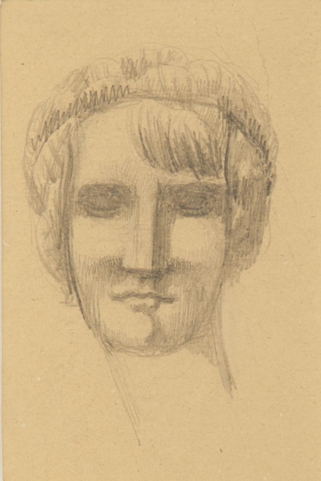 Elie Nadelman (AMERICAN, 1885-