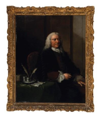 Thomas Frye (IRISH, circa 1710