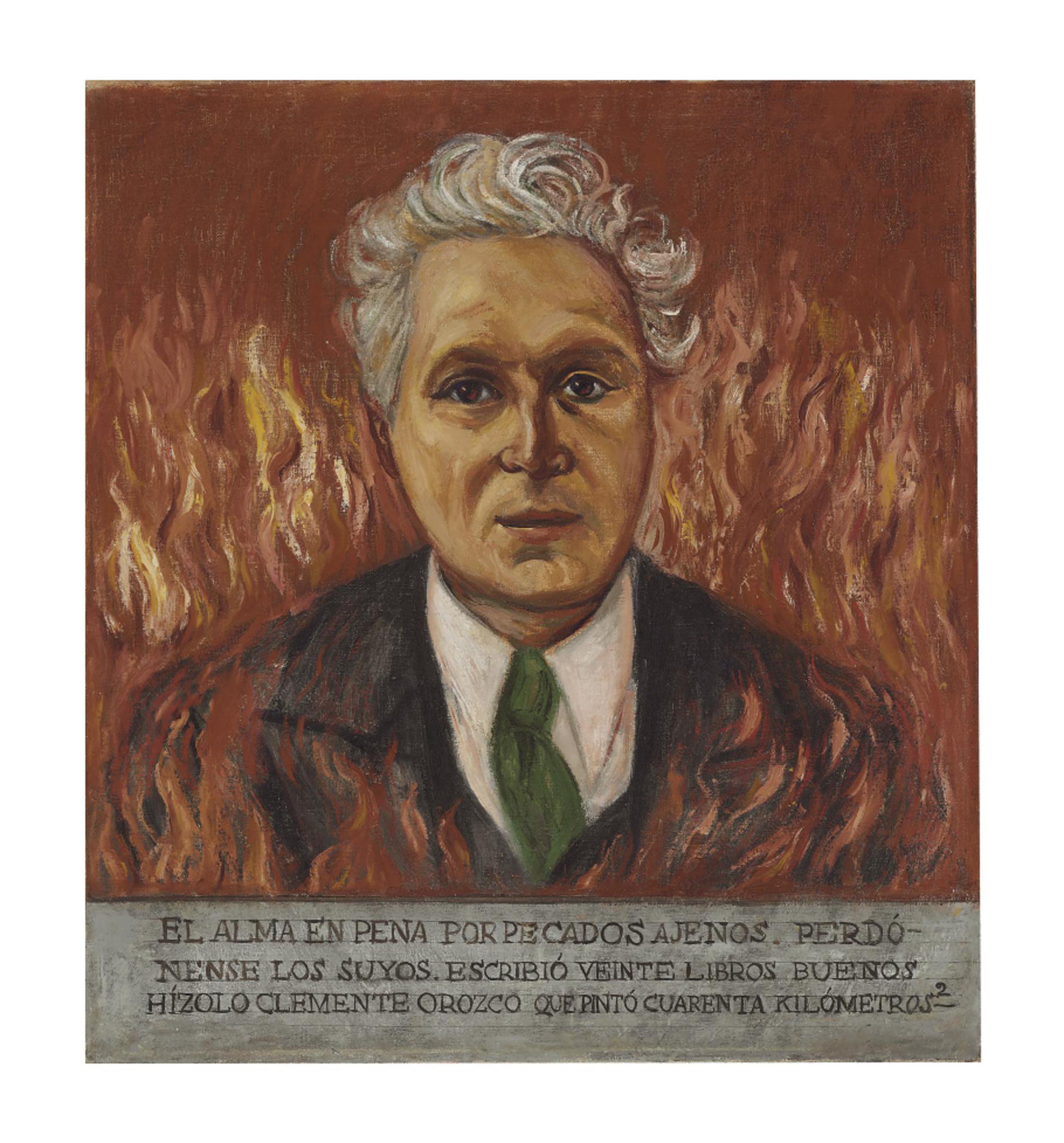 Portrait of Don José Pijoán