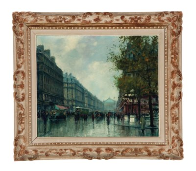 Jean Salabet (French, 20th Cen