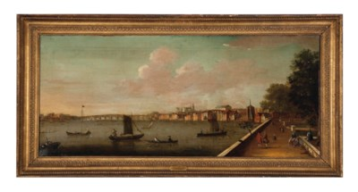 English follower of Canaletto