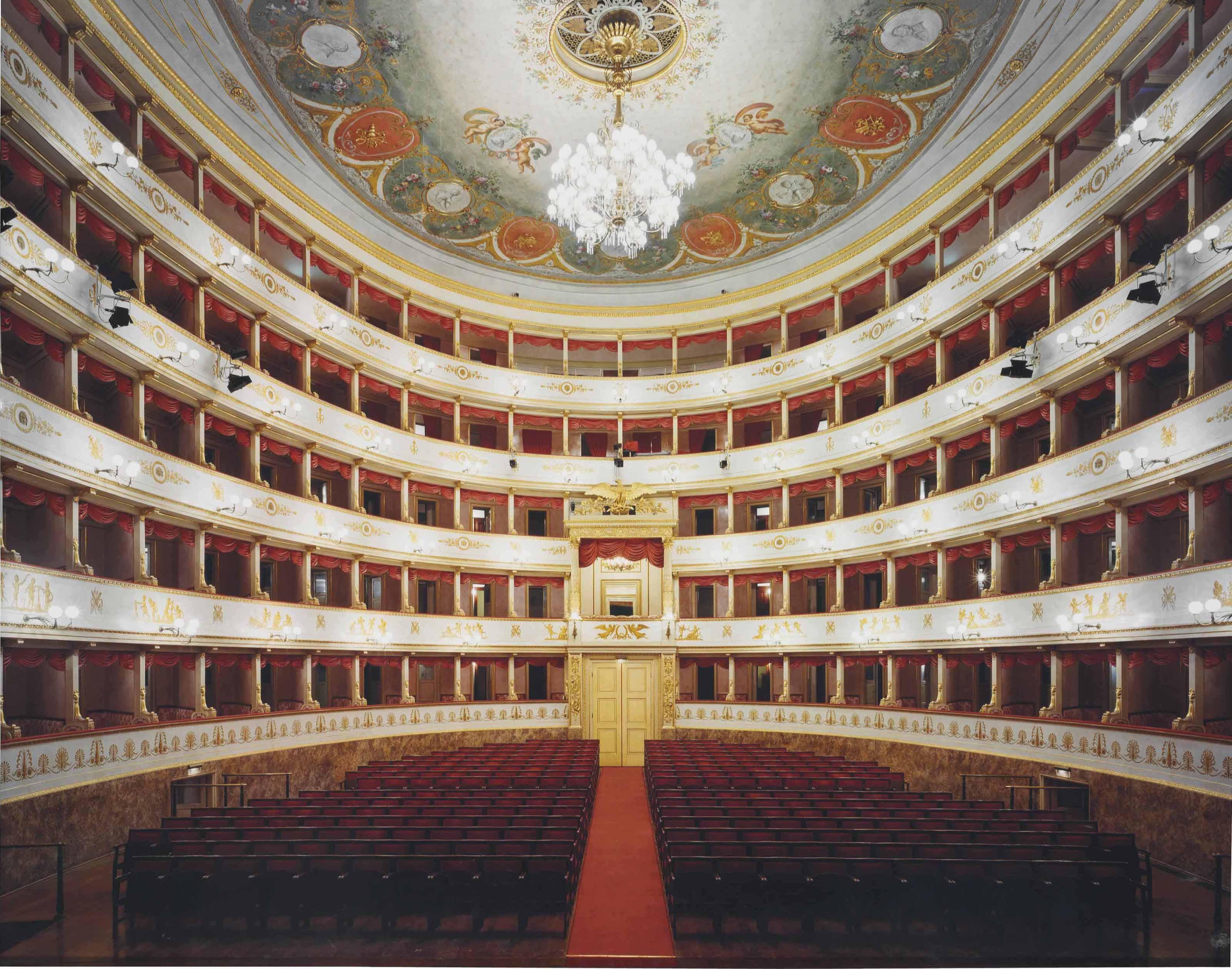 Teatro Comunale, Modena