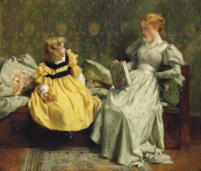 Francis Coates Jones (1857-193